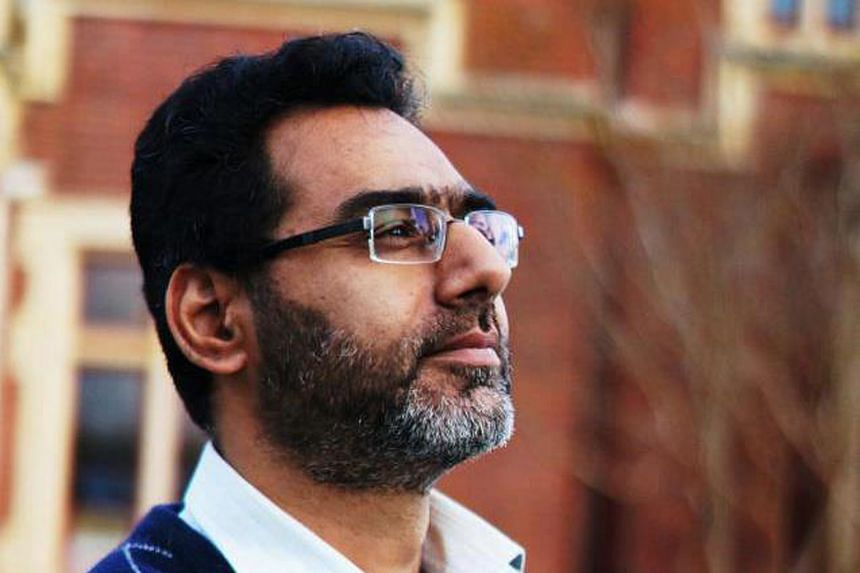 Video footage showed Mr Naeem Rashid trying to tackle the gunman outside one mosque before being shot.