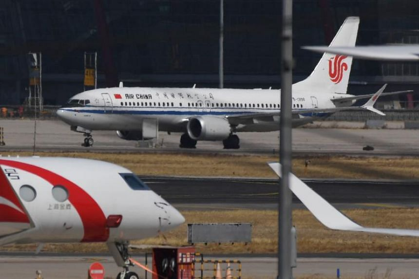 Chinese airlines made up about 20 per cent of 737 Max deliveries worldwide through January, according to Boeing's website.