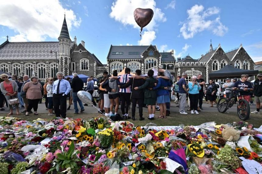 Christchurch residents are grappling with the aftermath of so many of their own dead or injured in the mosque attacks by the lone gunman, a self-professed right-wing extremist.