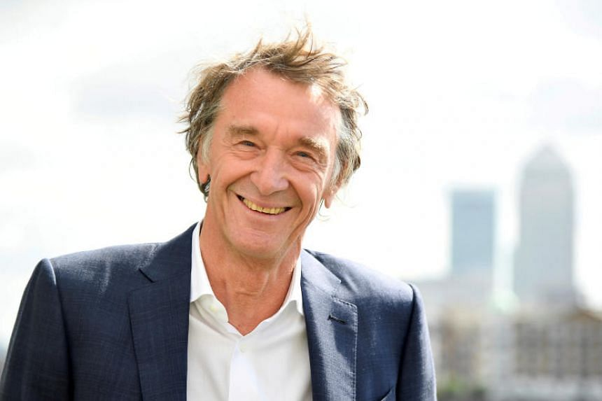 The news that keen cyclist Jim Ratcliffe (above) has stepped in means Team Sky, whose stellar cast of riders includes four-time Tour de France winner Chris Froome and current champion Geraint Thomas, will continue challenging for the sport's big p