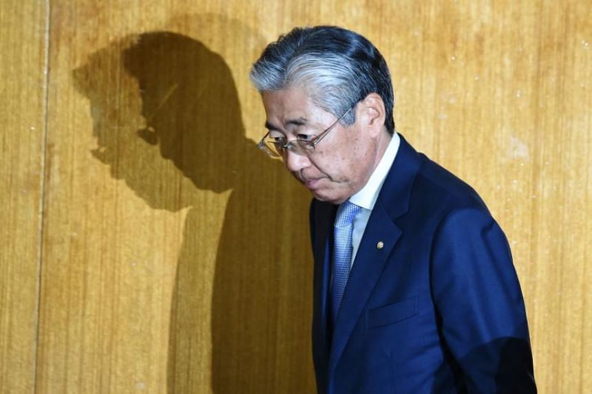 French prosecutors questioned Japanese Olympic Committee chief Tsunekazu Takeda in Paris and placed him under formal investigation in December for suspected corruption in Tokyo's successful bid to host the 2020 Summer Games.