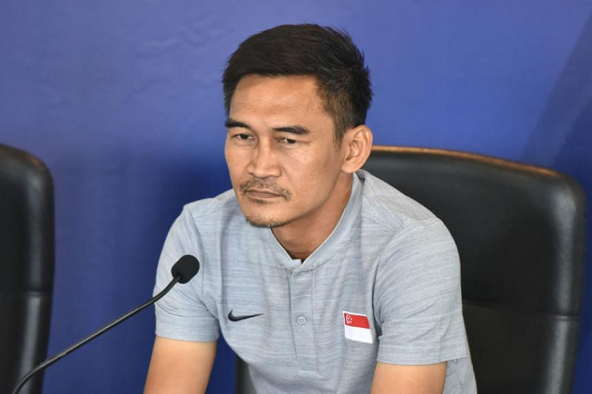 The Football Association of Singapore announced on March 7 that former national captain Nazri Nasir will lead the Lions at the AirMarine Cup in Kuala Lumpur's Bukit Jalil Stadium on March 20 and 23.