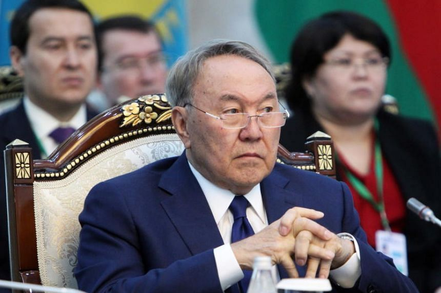 Kazakhstan President Nursultan Nazarbayev had ruled Kazakhstan since before the collapse of the Soviet Union and leaves no obvious successor.