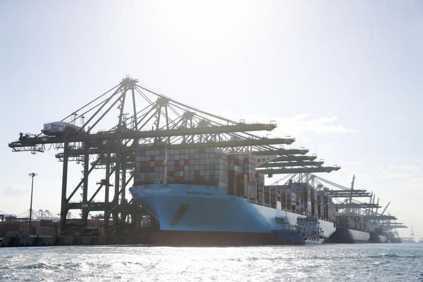 Singapore will be exposed to a generalised downturn in China's demand for commodities and goods sourced from other countries in the region, given its role as a shipping, logistics and commodities trading hub.