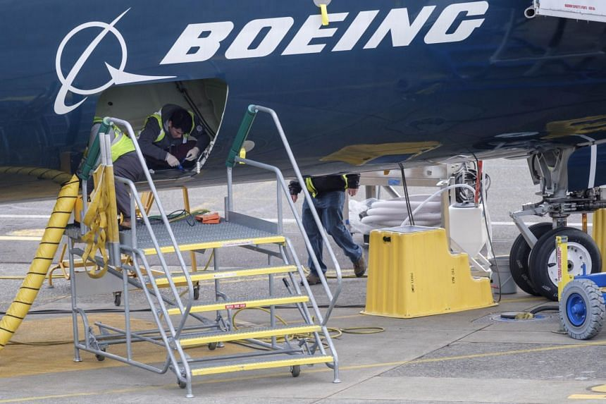 The management reshuffle comes as Europe and Canada said they would seek their own guarantees over the safety of Boeing's 737 Max.