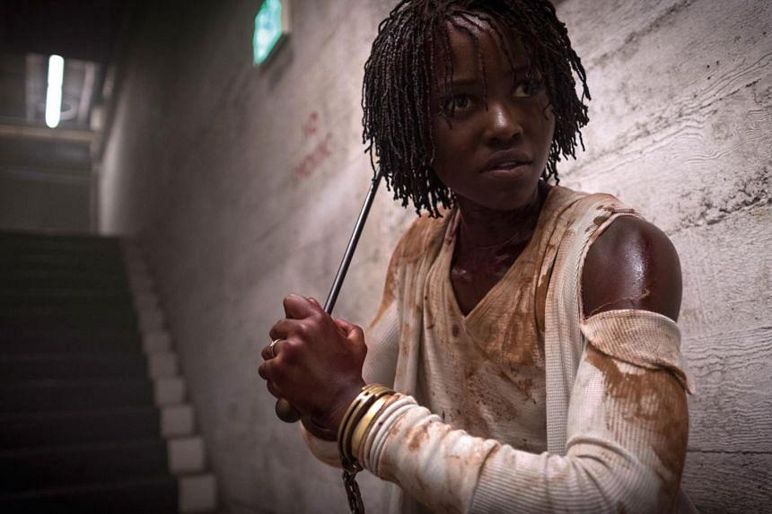 Lupita Nyong'o plays Adelaide Wilson in Us.