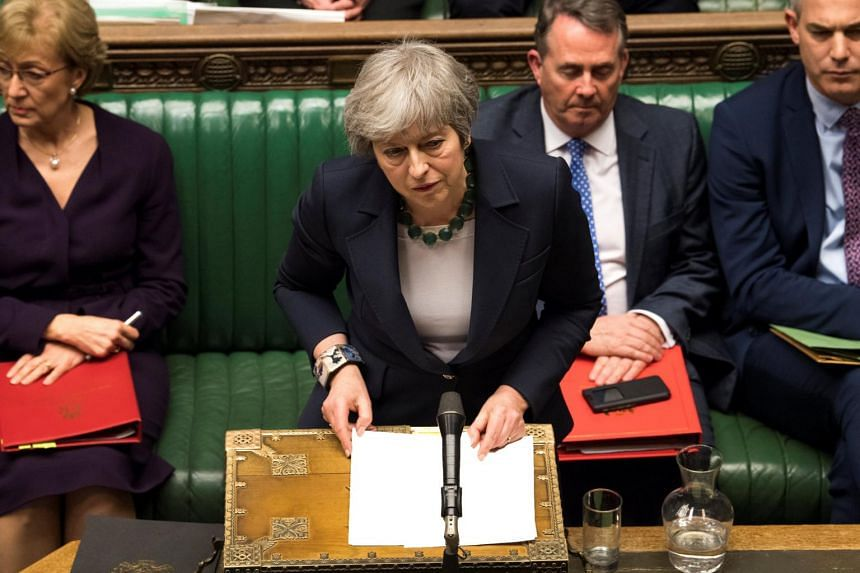 The divorce deal British Prime Minister Theresa May agreed with the EU in November 2018 has been defeated twice by parliament.