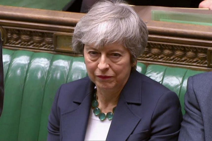 The divorce agreement that British Prime Minister Theresa May spent two years negotiating was rejected twice in Britain's Parliament.