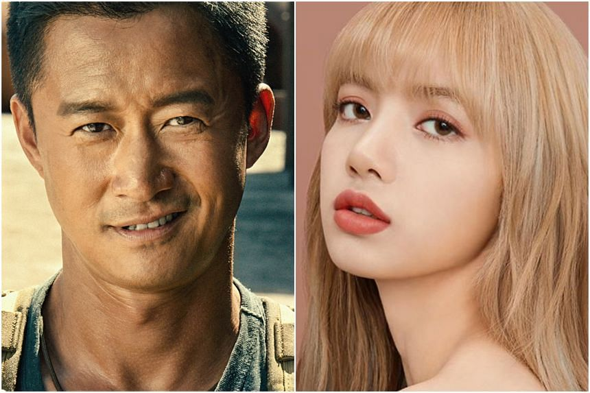 Wu Jing and BlackPink's Lisa have been named Asia's most handsome man and beautiful woman for 2018, in a list compiled by a company linked to British film critic TC Candler.