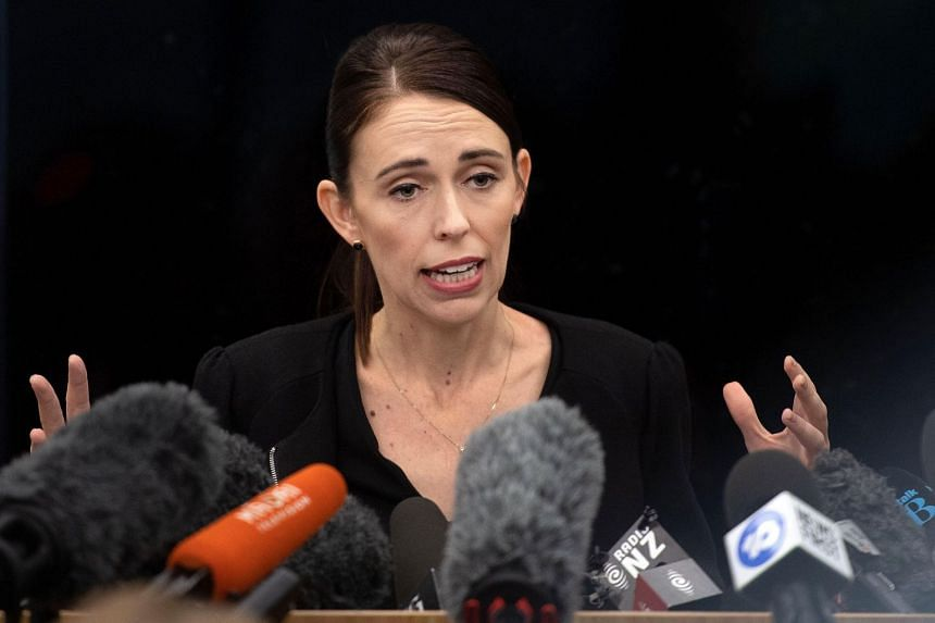 """PM Jacinda Ardern said while her focus was on the people of New Zealand, there were issues world leaders needed """"to confront collectively""""."""