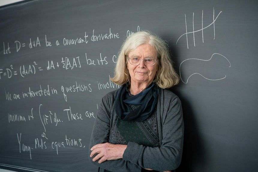 """Emeritus Professor Karen Uhlenbeck, at the University of Texas at Austin, was awarded this year's Abel Prize for """"the fundamental impact of her work on analysis, geometry and mathematical physics""""."""