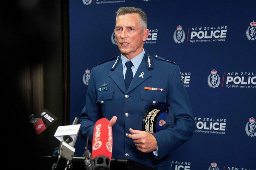 Police Commissioner Mike Bush said New Zealand was working closely with partners in the Five Eyes intelligence network, including FBI officials and Australian police and intelligence.