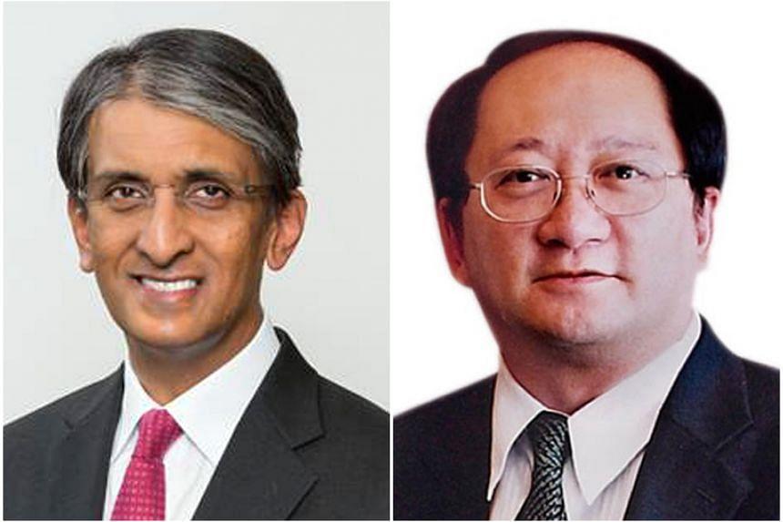 Mr Dilhan Pillay Sandrasegara will succeed Mr Lee Theng Kiat as chief executive of Temasek International. Ms Ho Ching remains executive director and chief executive of Temasek Holdings.