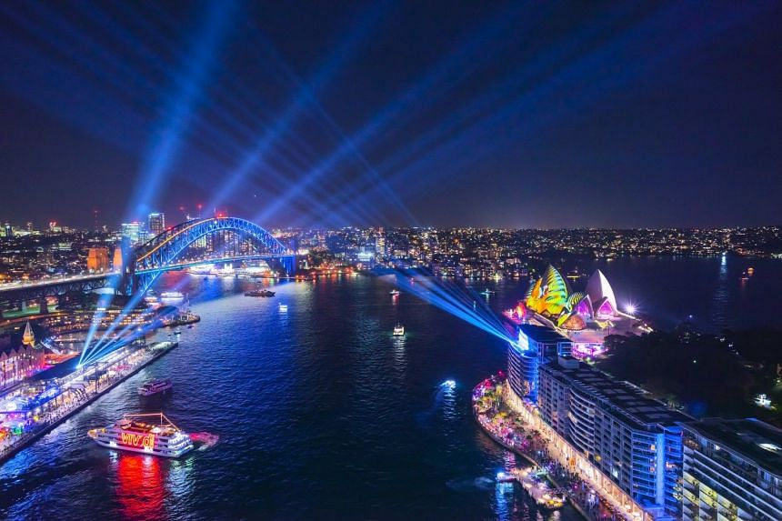 Sydney will host the largest festival of light, music and ideas in the Southern Hemisphere from May 24 to June 15 — Vivid Sydney 2019