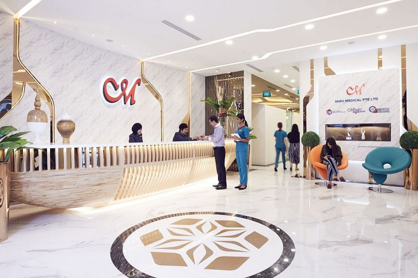 MWH Medical aims to provide safe and personalised services to their patients. PHOTO: MWH MEDICAL