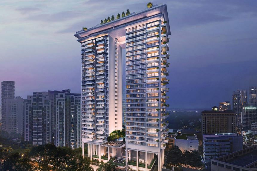 The 154-unit development is within walking distance of the Orchard Road shopping and entertainment belt, Orchard MRT station and future Orchard Boulevard Station (on the Thomson-East Coast Line).