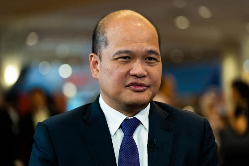 """Mr Shahril Ridza Ridzuan, Khazanah Nasional Bhd's managing director, said the decision is """"less to do with Brexit but more to do with our plans in the near future""""."""