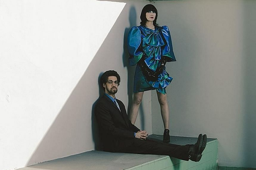 Danger Mouse and Karen O immediately hit it off with the title track of Lux Prima.
