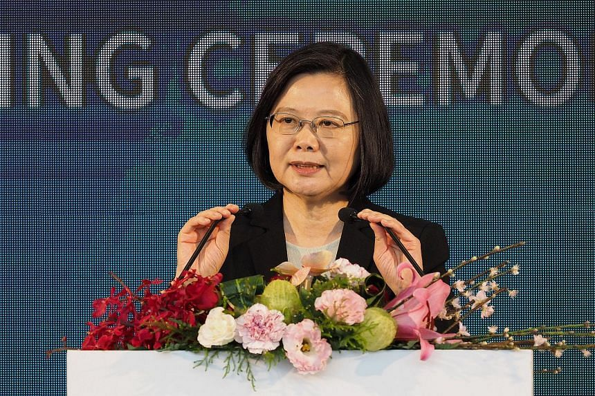 Beijing has poached five of Taiwan's diplomatic allies since Taiwan president Tsai Ing-wen came to power in 2016.