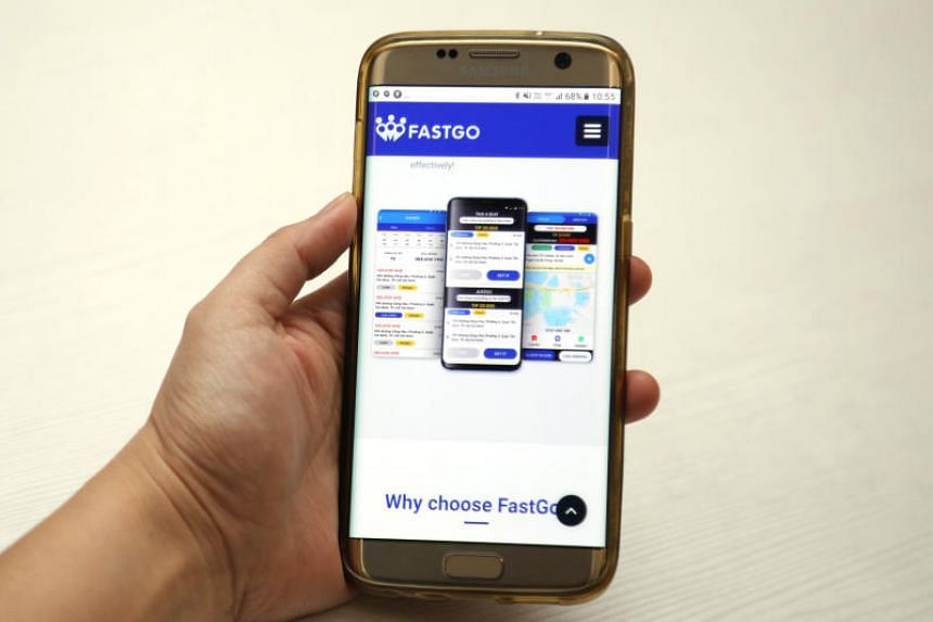 New ride-hailing firm FastGo to debut here in April