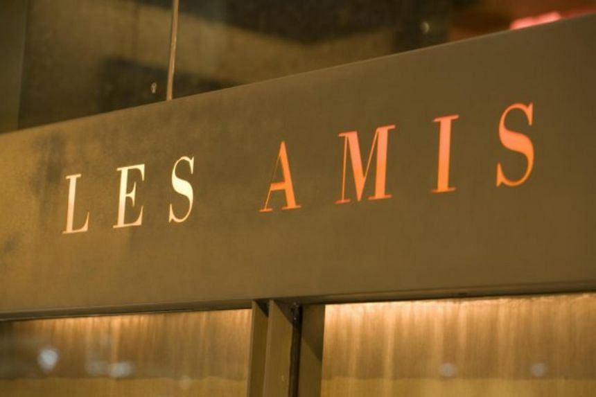 Les Amis has grown to be a veritable empire: 25 restaurants in Singapore and some 30 overseas.