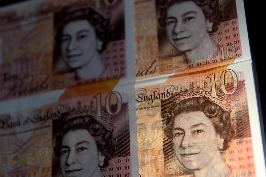 The British pound extended losses after Prime Minister Theresa May asked EU leaders to delay Brexit until June 30.