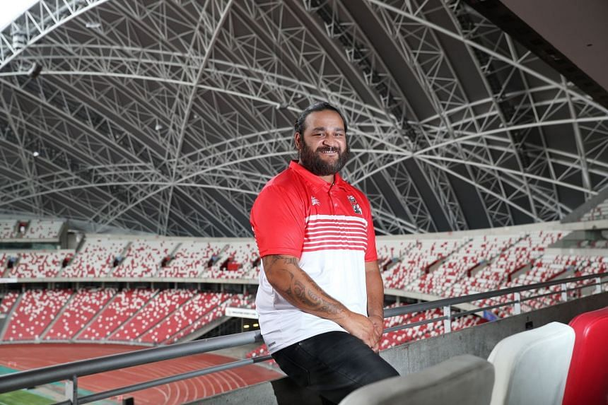 Piri Weepu is here to help promote the HSBC Singapore Rugby Sevens that will be held in April 2019.