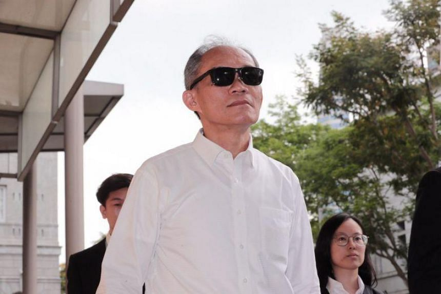 Former interim Ipco International chief executive Goh Hin Calm, one of three people implicated in the penny stock crash, pleaded guilty on March 20, 2019, to two of six charges of abetment in manipulating the stocks of Blumont Group, Asiasons Capital