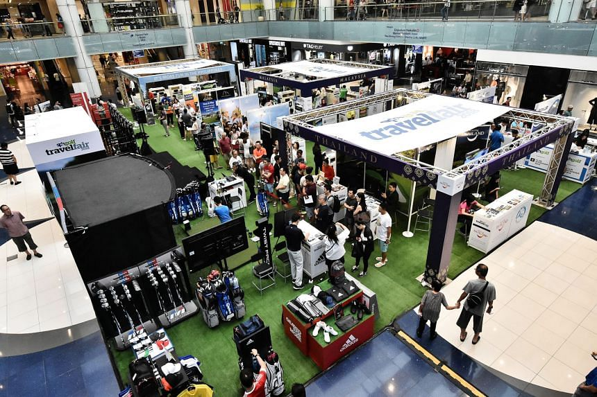 The SPH Golf-Takashimaya Golf & Travel Fair is back for its second edition from today till Sunday. Held on a larger scale than last year's inaugural event, the golf-centric travel fair features the region's golfing destinations. Visitors can expect t