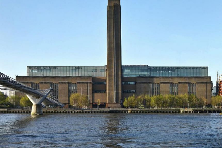 The Tate Modern in London is one of the art museums affected by the announcement.
