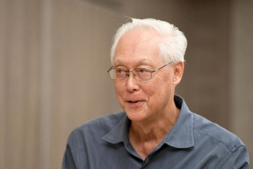 Emeritus Senior Minister Goh Chok Tong referred in a Facebook post to Malaysian Prime Minister Mahathir Mohamad's remarks that both countries must be connected by three or four more bridges to ensure smoother traffic flow.
