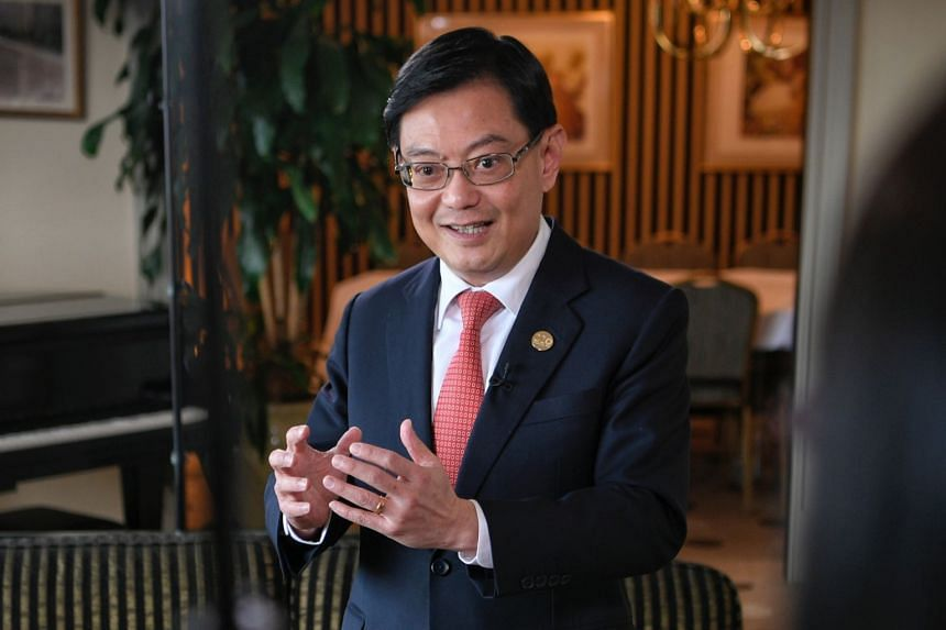 Building a caring society with resilient people for Singapore's future: Heng Swee Keat