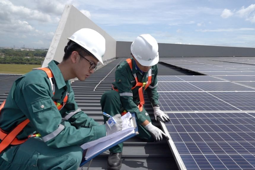 Close to 8,000 solar panels installed, owned and operated by Sembcorp will provide renewable energy for YCH's Supply Chain City and its tenants.