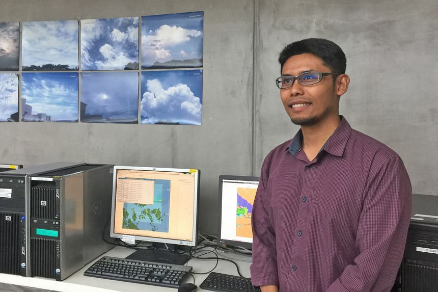 Singapore has shifted to a new higher temperature, and it will continue to rise, says Dr Muhammad Eeqmal Hassim, senior research scientist at the Centre for Climate Research Singapore.