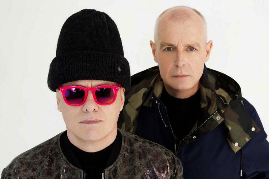 Pet Shop Boys The Super Tour.