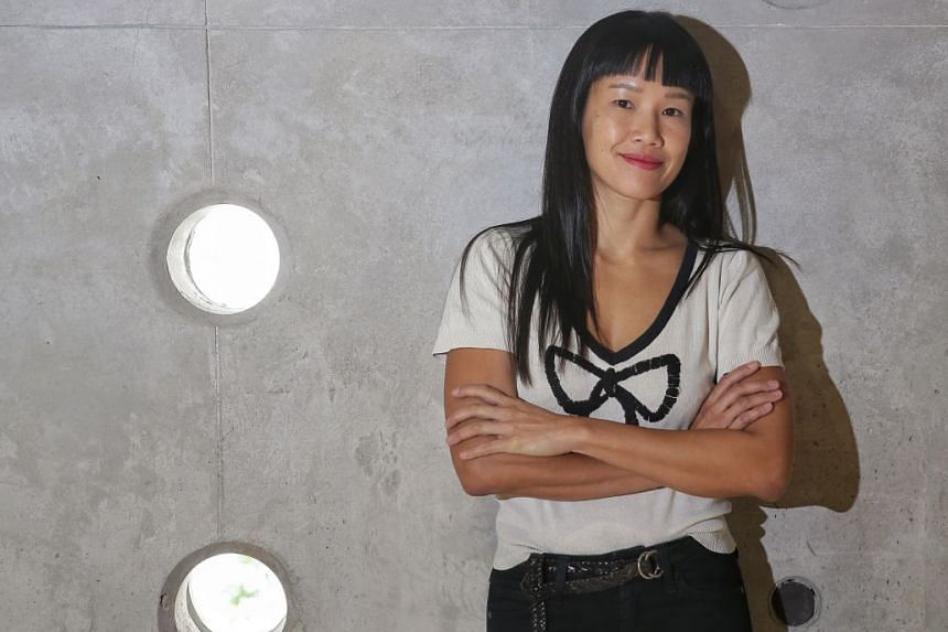 Jo Soh, who was behind popular clothing label Hansel, says it is best for fashion designers to have a business partner to focus on the business model.
