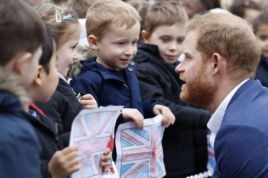 Boy Doesn't Believe Prince Harry Is a Real Prince