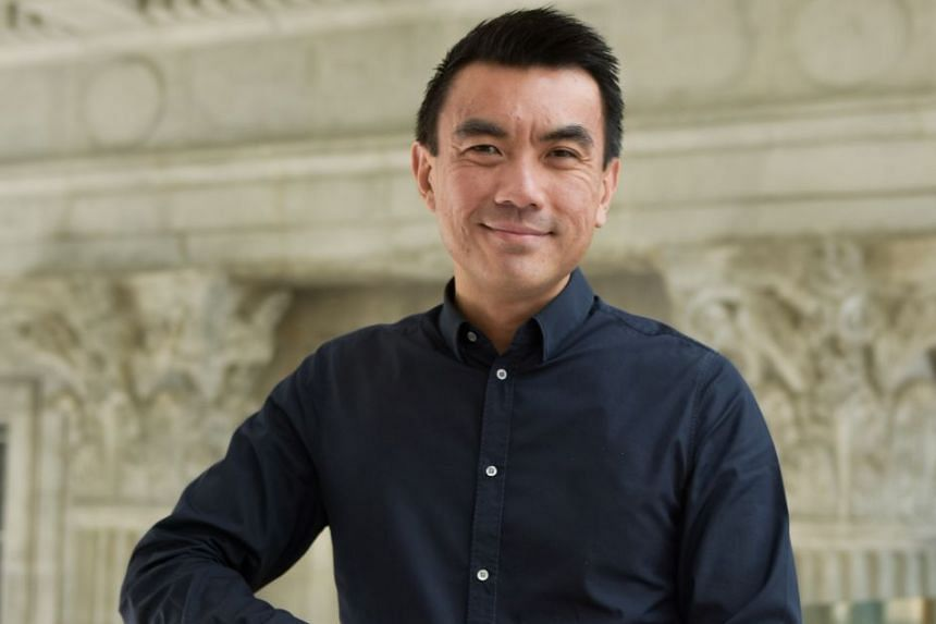 National Gallery Singapore's director Eugene Tan.