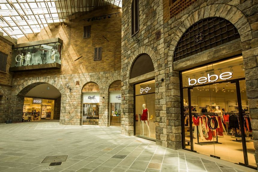 Head for The Outlet Village where you can enjoy retail therapy browsing discounted designer label stores housed within a Tuscan-style mall. PHOTO: TOURISM DUBAI