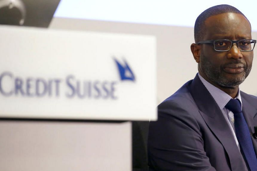 Credit Suisse Group CEO Tidjane Thiam's pay for 2018 rose to 12.7 million Swiss francs (S$17.3 million), according to the bank's compensation report.