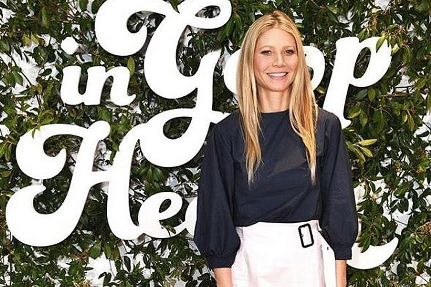 """Actress Gwyneth Paltrow says her platform is not """"prescriptive"""" but rather, serves as a space to discuss interesting holistic alternatives for women."""