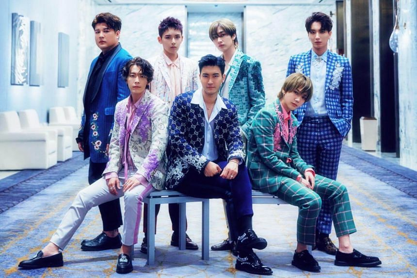 The 14-year-old boyband Super Junior will be headlining the second edition of HallyuPopFest, taking place on May 25 and 26 this year.