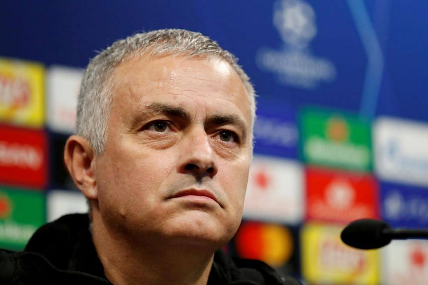 Jose Mourinho has been out of a job since he was sacked by English giants Manchester United in December.