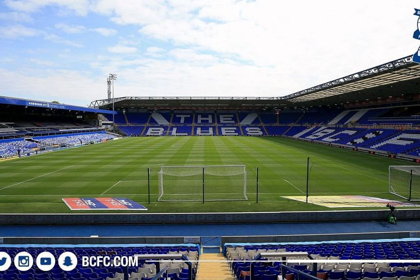 The penalty drops Birmingham City from 13th in the second-tier table to 18th, leaving them only five points above the relegation zone.