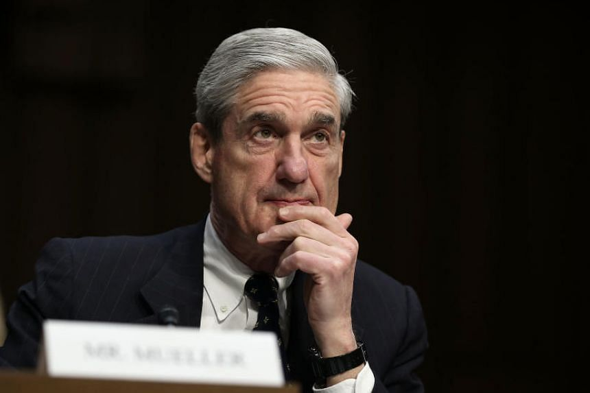 Special Counsel Robert Mueller submitted the report to Attorney General William Barr, the top US law enforcement official.