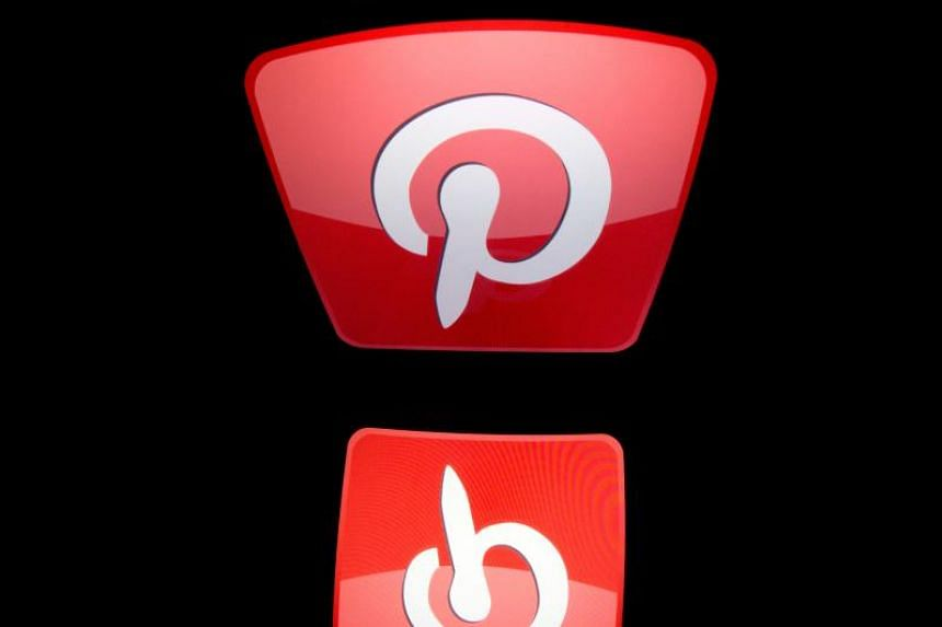 Pinterest said it would trade under the symbol PINS on the New York Stock Exchange.
