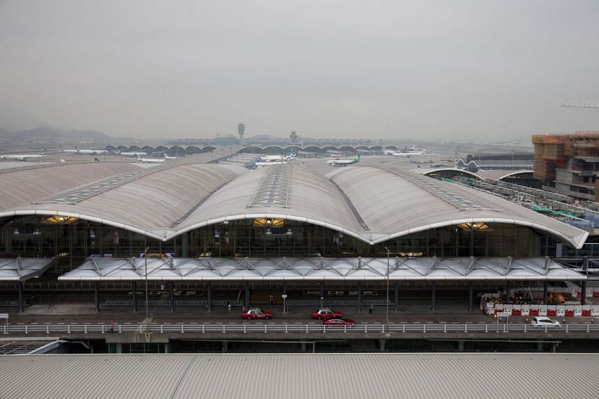 A health talk was conducted at the airport to deliver measles-related health advice to workers, a government spokesman said in the statement.