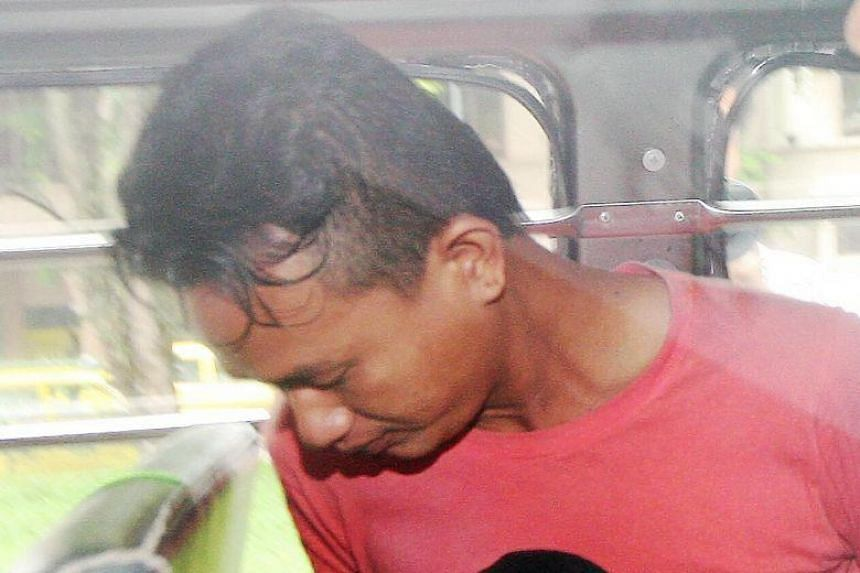 The Court of Appeal said the death penalty was warranted as Micheal Anak Garing had attacked the victim with the parang in a totally savage and merciless manner.