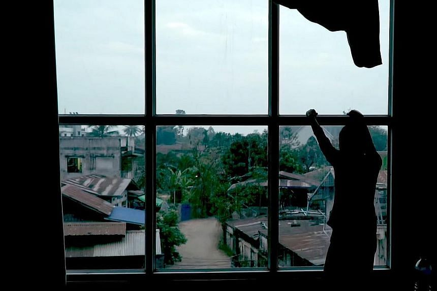 A Kachin woman who was trafficked at age 17 by a friend's mother who promised her a well-paid job. She was instead sold to a family in China as a bride, where she was confined and subjected to sexual slavery. She managed to escape after several month