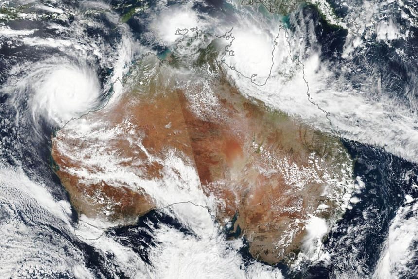 Woodside halts gas production off Western Australia ahead of cyclone
